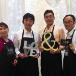 スピンオフ活動レポート@東京ウエディングコレクション2014